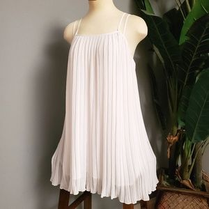 Stunning White BCBG Dress